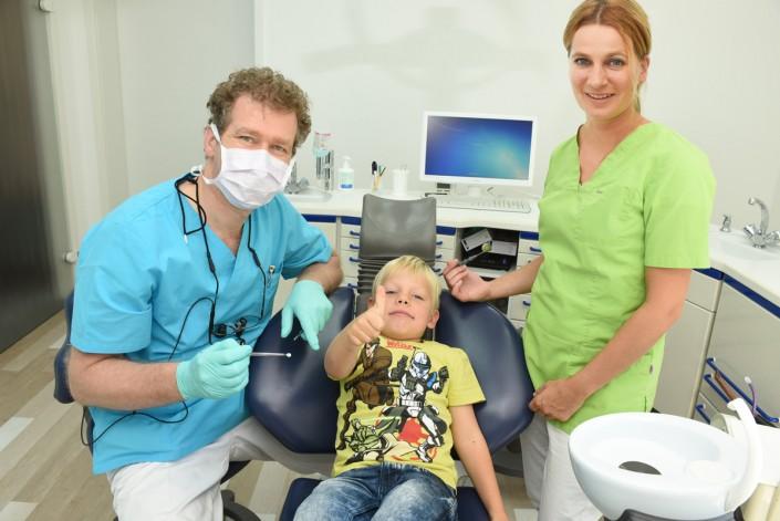 Junge Patienten